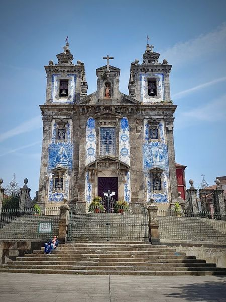 Azulejos Porto Portugal Church Porto Porto Portugal 🇵🇹 Azulejos Azulejosportugueses Ceramica Chiesa