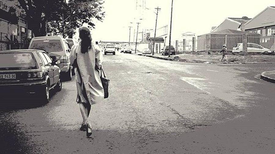 The model... Street Streetphoto Model Walking Bnw Bnw_society Cars Grime Innercity Cityofeastlondon Fashion Style Beauty Shoes Longhairdontcare Sony XPERIA Wolfworx Attitude