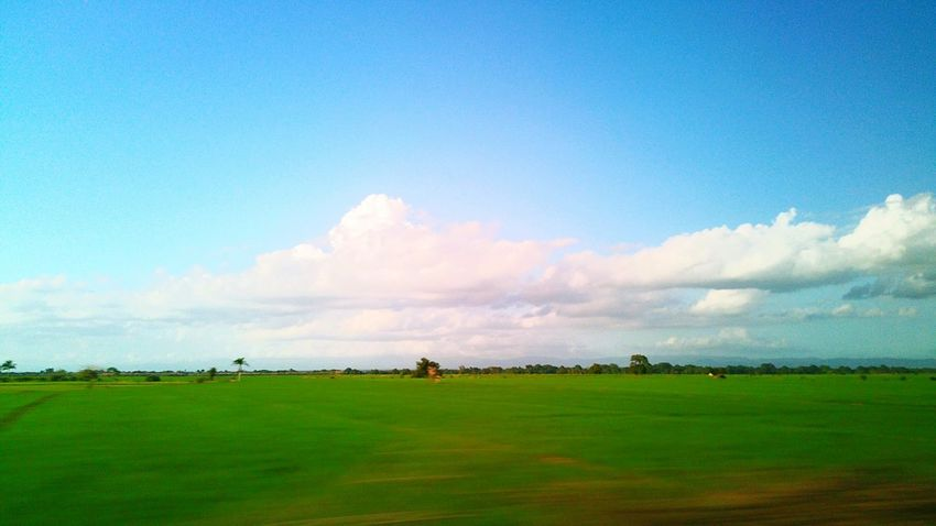 Nature Cloud - Sky Agriculture Outdoors Grass Sky Illuminated