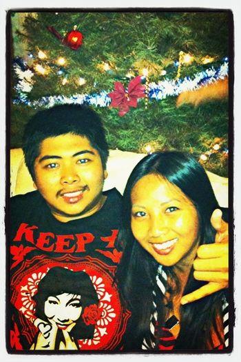 Merry Christmas <3 Ian & Jasmine