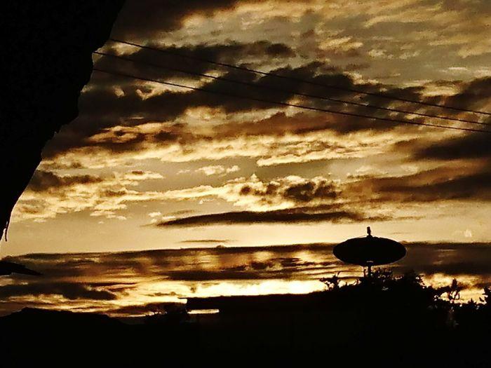 "sunset """
