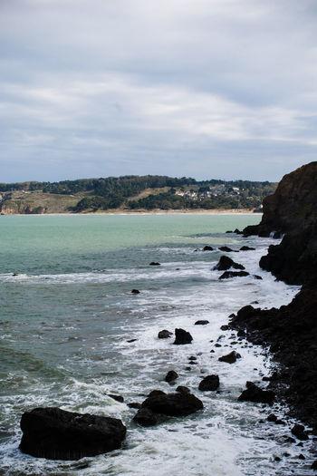 Beach Coastline Day Nature No People Outdoors Scenics Sea Water Wilderness
