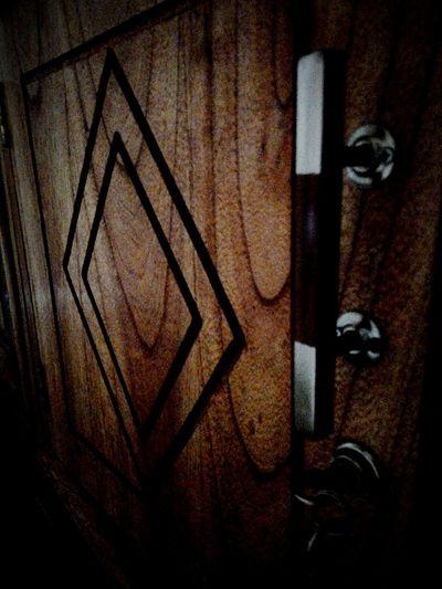 Close-up Door