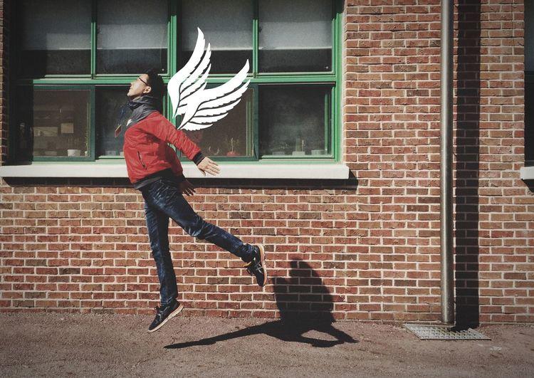 오늘은 내가 모델하다 엉덩이 근육 뭉침 ㅡㅡ Jump Model Nike