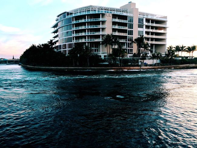Intracoastal Waterway Tropical