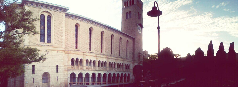 Hellooooo UWA !! :D Uwa University Australia Architecture