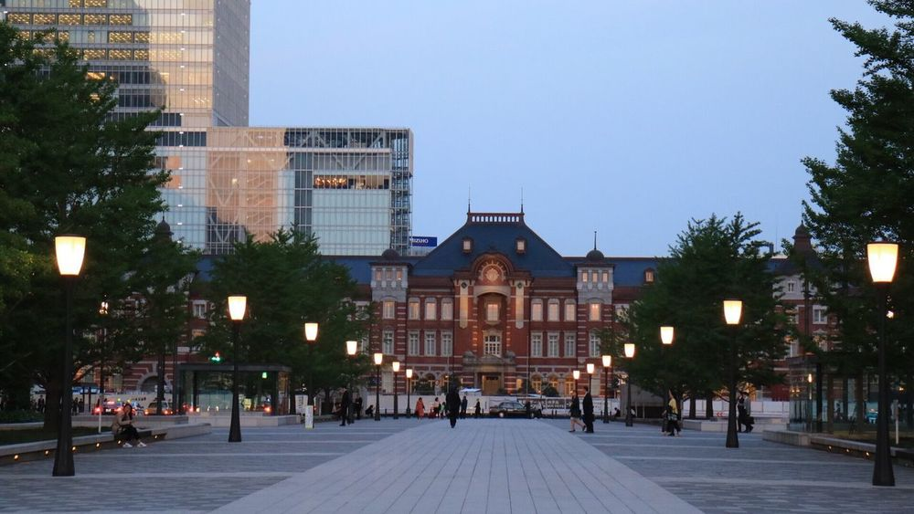 Streetphotography Urbanphotography Marunouchi Tokyo Street Photography Tokyo Station