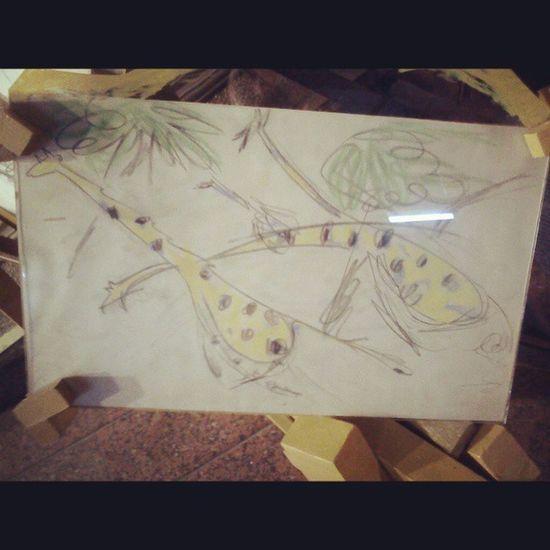 Moscow Москва музеи Маяковский жирафы рисунки пикчи