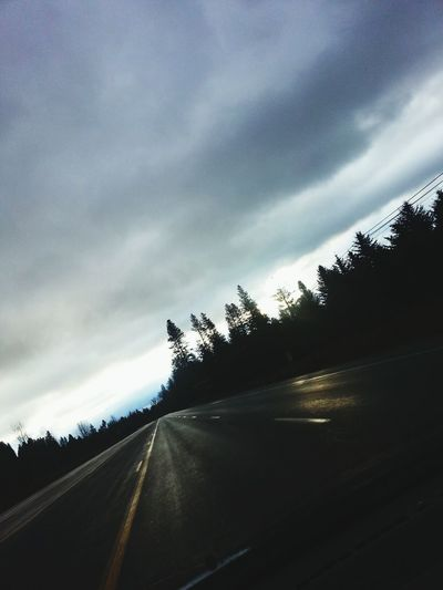 On The Road Enjoying Life