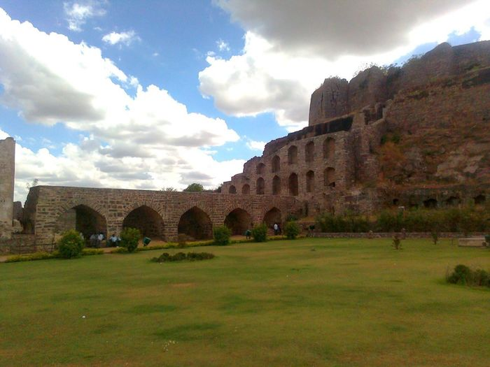 Golconda Ancient Architecture