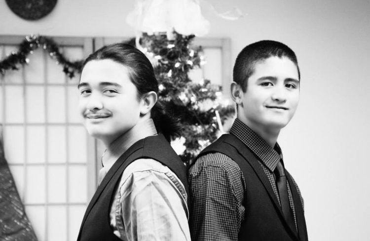 My goodlooking teenagers boys , I am blessed to have such good boys and full of dreams and straight honor students, I'm just so proud I raised them better. Enjoying Life Myworld Mylife MYeverything MyBABiES MyBoys Sons SgracePhotography