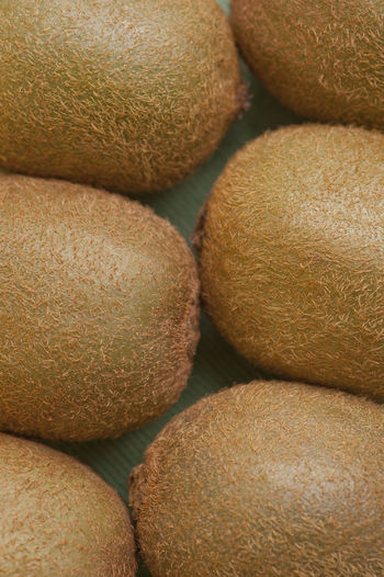 Full Frame Shot Of Kiwi Fruits