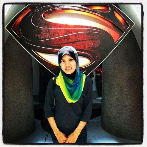 @baimnita83 Nitayaacob Kakak Superman Superhero midvalley megamall