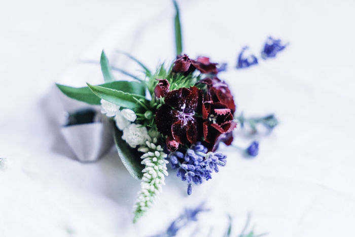 Wedding Bouquet Lavender Rosemary First Eyeem Photo Spring Spring Flowers Bohemian Wedding Blossoms  Summer Flowers Wildflower Violet Flower Purple Selective Focus Flowering Plant Close-up Nature White Color Blurred Background White Flowers Red Flowers Purple Flowers Boutineers Corsage