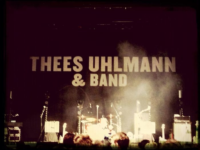 Thees Uhlmann Concert Ready Steady Go!