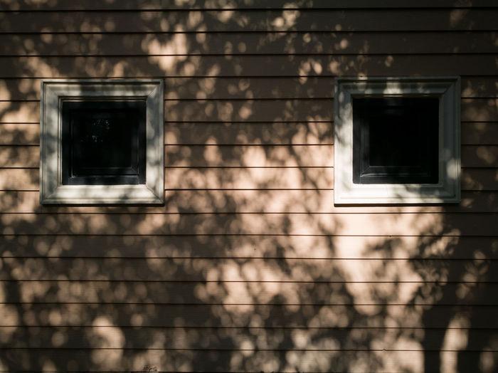 Window on building