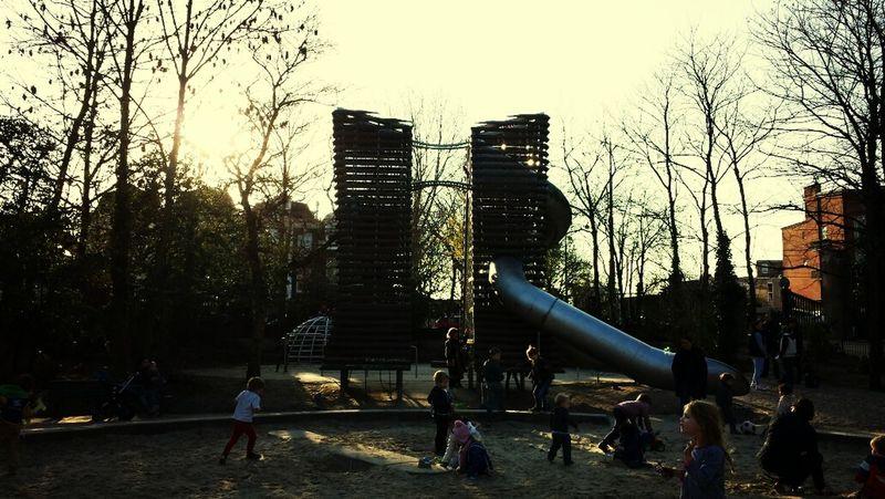 Boost Filter Amsterdam Playground Sunset
