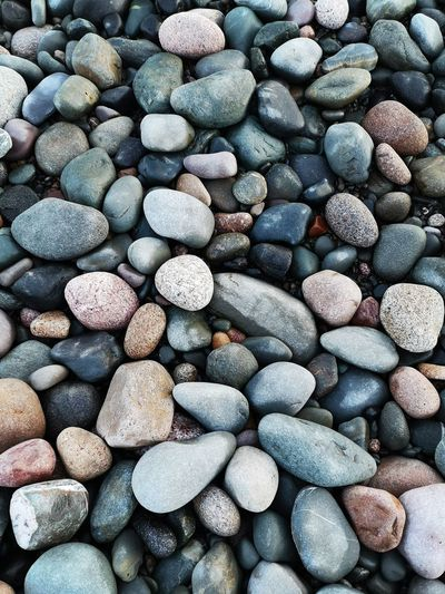 EyeEm Gallery Eyemphotography Nature Colours Grey Stone Beach Pebble Beach Beach Backgrounds Full Frame Pebble Textured  Pattern Shore Close-up
