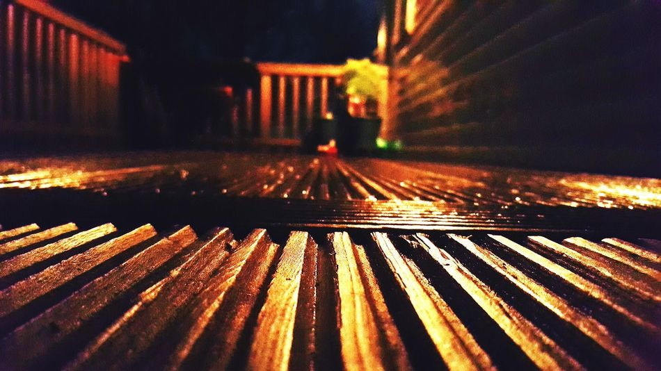 No People Built Structure Outdoors Night Illuminated Nature Wooden Decking EyeEm Ready