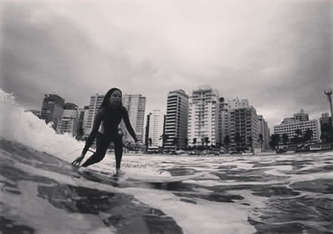 Guarujá Waves Water Surf's Up Surf Mahalo 18-030 Goprohero+lcd Aloha Gopro ILoveWater Longboard Surfdepeso