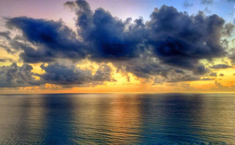 Fine Art Photography Nature Beauty In Nature Nature_collection Landscape_Collection Sky Water_collection Clouds And Water Cloud_collection  Sunrise Clouds And Sky Sunrise_Collection Water Reflection Florida