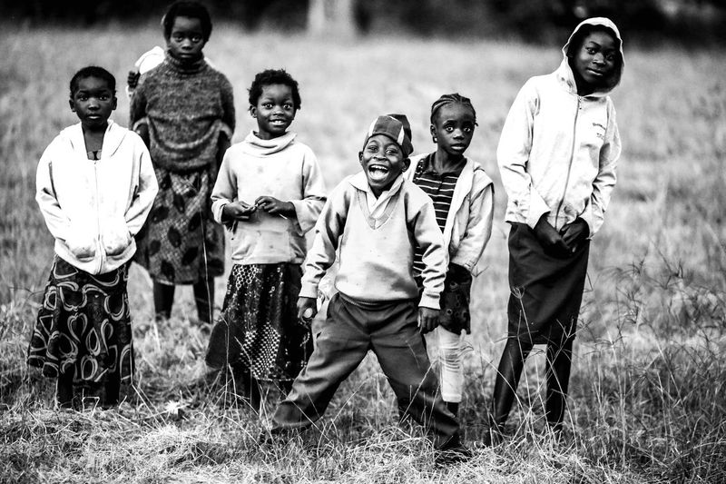 Zambian kids African Children African Zambian Zambia Africa Kids Group Of People Men Group Full Length Boys Child Real People Childhood Togetherness Medium Group Of People Standing Crowd Leisure Activity Day