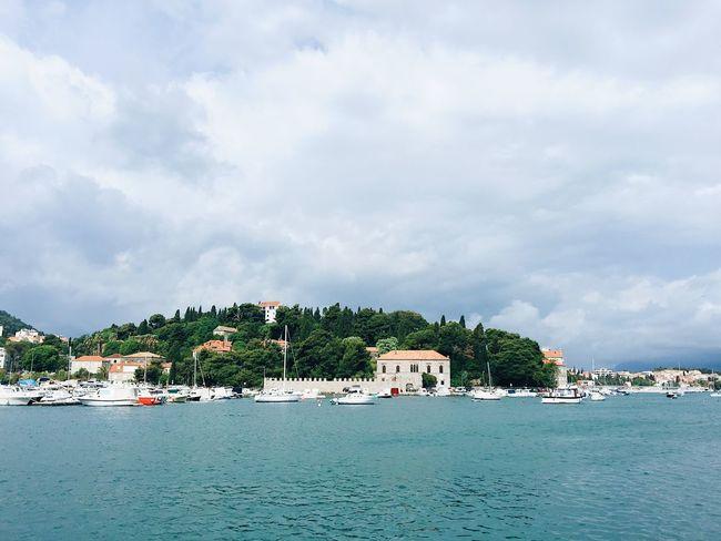 Cavtat, Croatia Croatia Croatian Holiday Holiday Travel Vacations Cavtat  Cavtat , Croatia Sea Summer Summertime Swimming Sailing Relaxing Romantic Water Beauty In Nature Nature No People