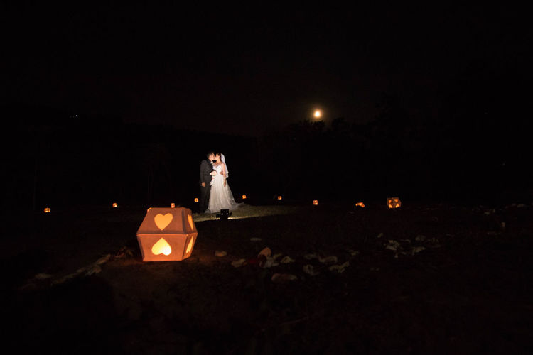 Fotografiadebodas Justmarried Love Night Taking Photos