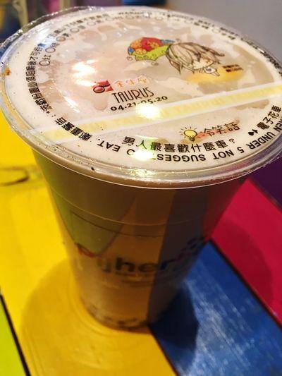 Pierwszy raz! Bubbletea Pijherbate Tylewygrać Oolongorzech Kawa Tapioka