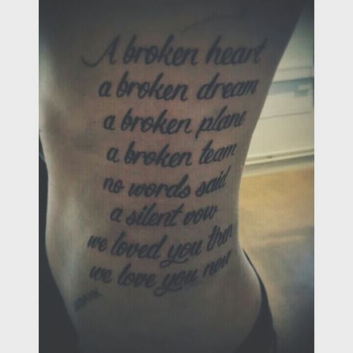 :-) Mufc Mufc Champions Tattoo Tattoos