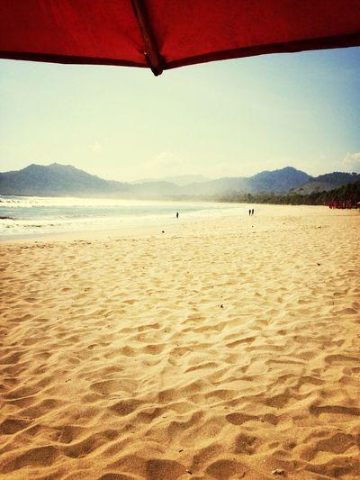 Getting A Tan Sea