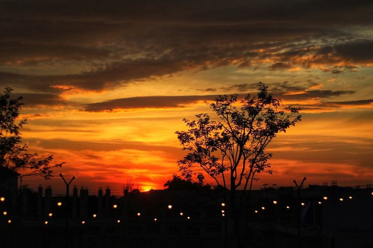 Sunset Go Higher
