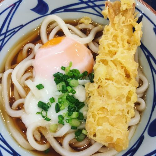 Udon Noodles Tempura Japanese Food Japanese Culture Japanese Style Food Close-up Foodporn Foodphotography Food Porn Awards Food Styling Onsen Egg