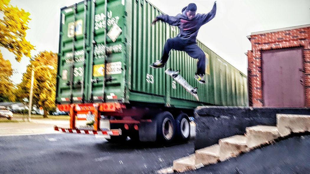 Skateboarder Action Photography Action Shot  Skate Trick Gap Kick Flip Skateboarding Skater Skatelife Skateboard Skater Boy Skateboarding Is Not A Crime Airborn Dock Store Street Street Skating Street Skater Street Skateboarding
