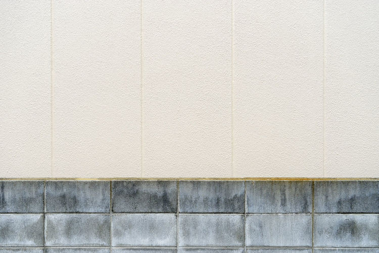 Architecture Backgrounds Beige Brown Building Exterior Built Structure Close-up Concrete Copy Space Day Flooring Full Frame No People Outdoors Pattern Textured  Tile Wall Wall - Building Feature White Color