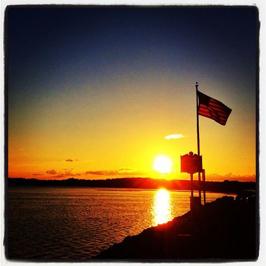 Golden Touch For The Red, White & Blue. #miltonvt #vt #sunset Instagood Instagramjit Instagramhub Sunset Webstagram Gmy Landscape Iphonegraphy Flag Vt Iphoneonly Vt_scenery Photooftheday Vermont_scenery Picoftheday 802 Vermont Miltonvt Golden Igharjit Vermontbyvermonters Patriotic Vt_scene Instamood Vermont_scene Sunsetporn Igvermont Redwhiteblue Igvt