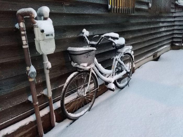 雪景色 Snowscenery Winterscener Ishikawastagram Cold_temperature Power_in_nature Kanazawa_japan Snowy❄️ Eveningscenery Nature Lover EyeEm Selects