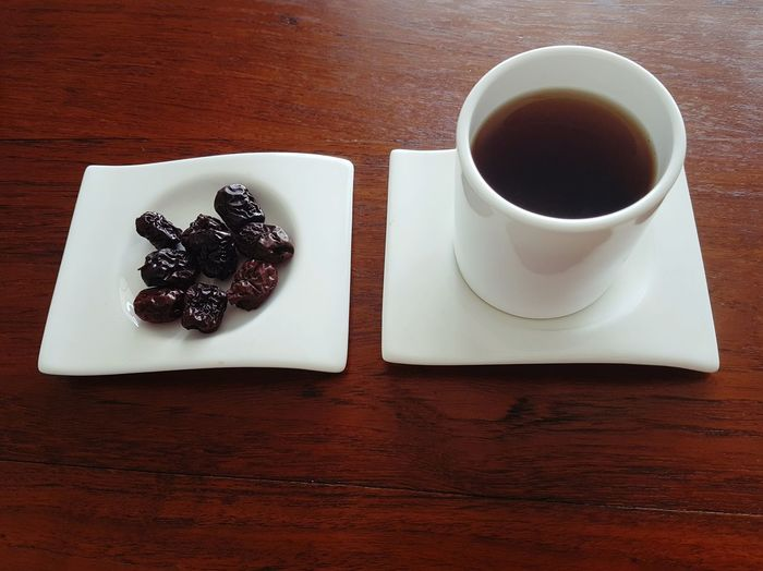 Healthy Chinese Red dates tea Food And Drink Drink Table Indoors  High Angle View Freshness Food No People Plate Sweet Food Wireless Technology Day Ready-to-eat Red Dates Chinese Red Dates Tea-drink