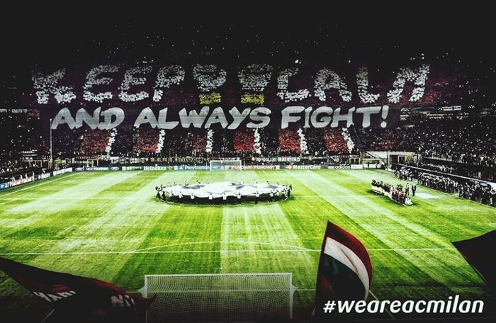 Keep Calm and ... ALWAYS FIGHT