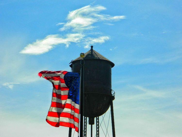 America America American Flag Iowa Capturing Freedom Capture The Moment