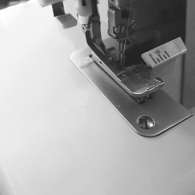 sewing machine Lock Sewing Machine Handicraft Sewing Machine ミシン ロックミシン 機械 手芸 Business Finance And Industry Close-up