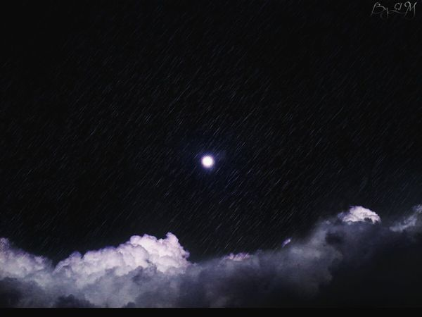 Skin Of The Night Night Clouds And Sky Moon goodnight to you! :)