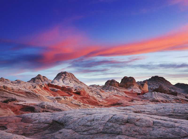 White pocket landscape Dramatic Sky Sunset Landscape Desert Outdoors No People Mountain Sky Vibrant Color Landscape_Collection WOW Night Nature Colorful Sky Horizontal Beauty In Nature Sunsets Sunset_collection Arizona White Pocket, Arizona Vermilion Cliffs