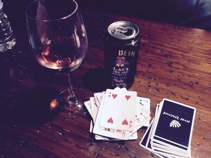 Cardgame Drinks