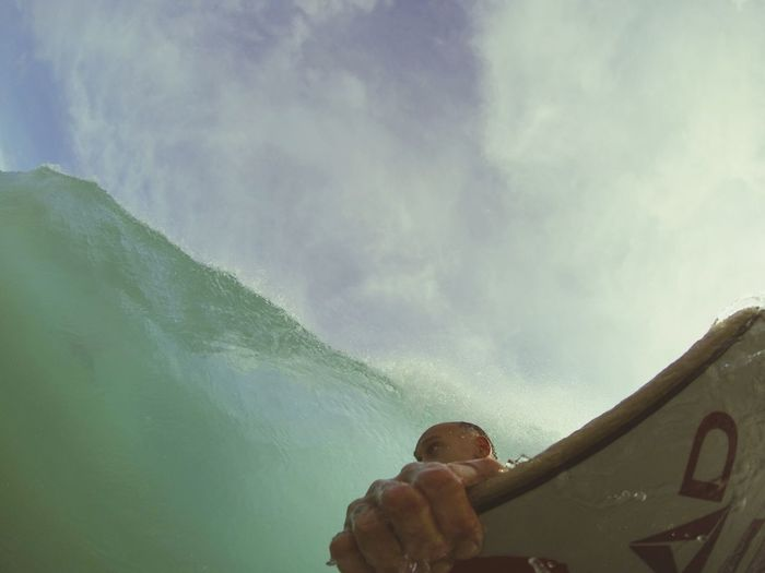 Sandys shorey looking up at the blue ceiling > PHOTO Skills BY Harry Antipala using the GOKNEKT system