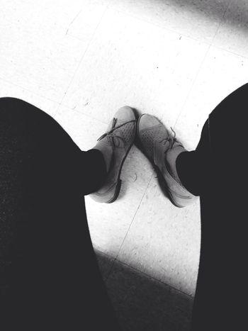 Monochrome At School Shoe