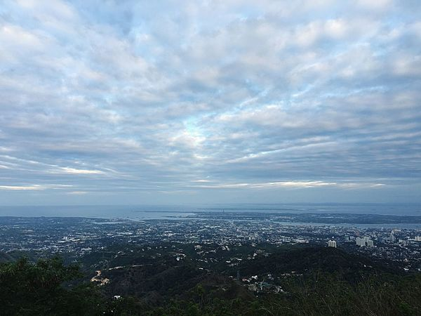 Tops Lookout at Busay Cebu City, Philippines