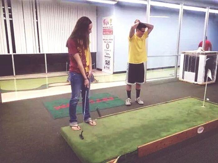 Putput Golf ⛳ Lovethiskid