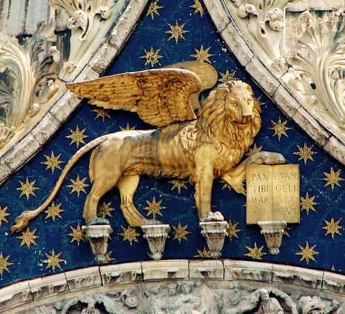 Ancient Civilization Animal Representation Art Art And Craft Creativity Design Human Representation Indoors  Italy Italy Holidays No People Old Ornate Place Of Worship Religion Sculpture Statue Venezia Venezia #venice Venezia Film Festival Veneziadavivere Venice Venice Beach Venice, Italy