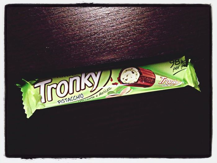 Tronky ? Break Time at work